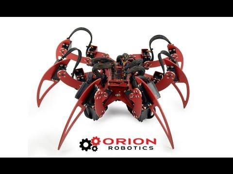 Blade Hexapod Robot