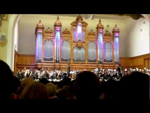 Дуэль оркестров. Увертюра Свадьба Фигаро. 2