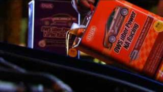 OWS NA & Turbo Racing Engine Oil TVC