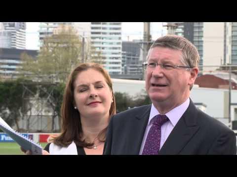 Australia's largest urban renewal project