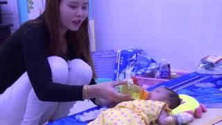Mừng tròn tháng bé Trịnh Trần Thanh Thư (15-10-2016)