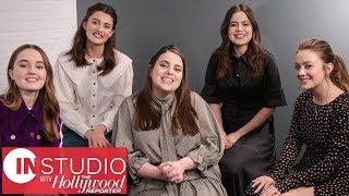 Cast of 'Booksmart' on Celebrating Female Friendships & More! | In Studio