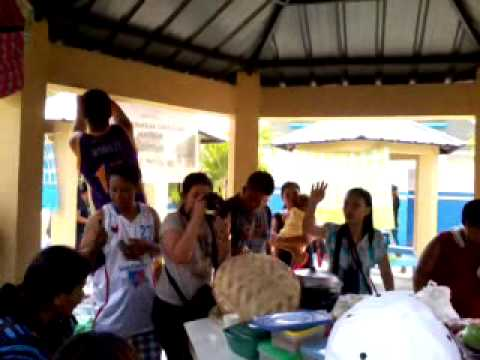 saguing elementary school batch 91,92  (reunion 2013 video)