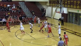 Wasilla Warriors vs ACS Lions, (4th Quarter), Dimond Prep Shootout