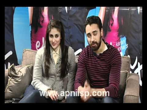 Exclusive message of Imran Khan & Kareena Kapoor for Pakistani fans (ApniISP.Com)