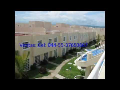 Venta Casas Y Departamentos Marina Diamante Acapulco
