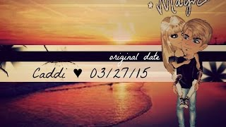 ♥ Msp Pixlr Edit - Cute Couple Edit #2 ♥