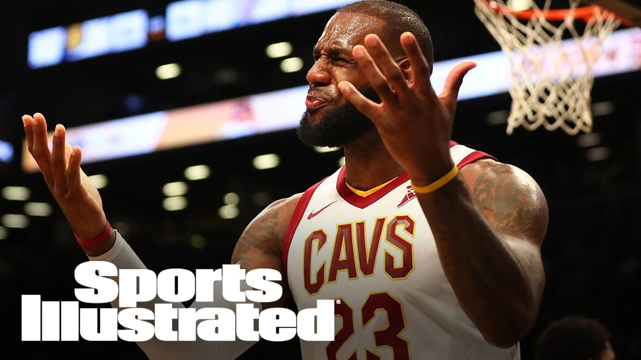 LeBron Poorly Managed? Why Loss To Nets Should Be Cause For Concern | SI NOW | Sports Illustrated
