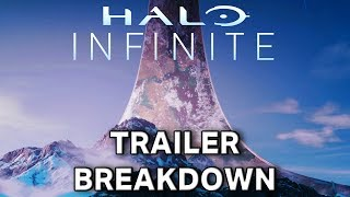 Halo: Infinite - Trailer Breakdown
