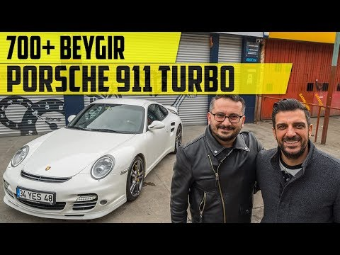 Bu Porsche Alkolle Çalışıyor 700+ Beygir