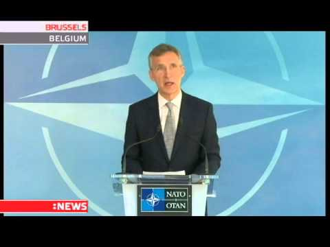 Russia destabilizes eastern Ukraine and supports separatists in Donbas - NATO chief Jens Stoltenberg