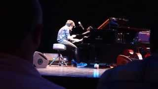 Jamie Cullum @ Brooklyn Academy of Music, May 2014 - Pt.4/6