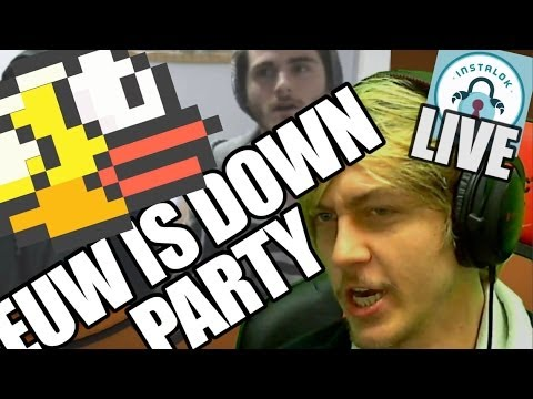 Siv HD - EUW IS DOWN PARTY ft. Instalok