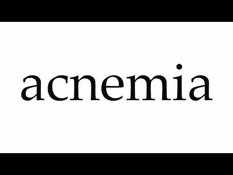 Header of Acnemia