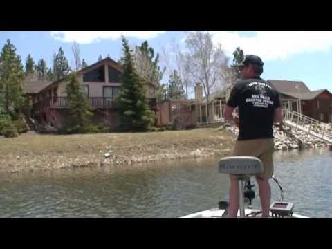 Big Bear Lake Crappie Fishing.wmv