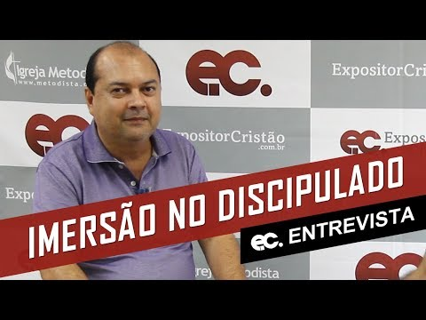 Entrevista  - Bispo Fábio Cosme