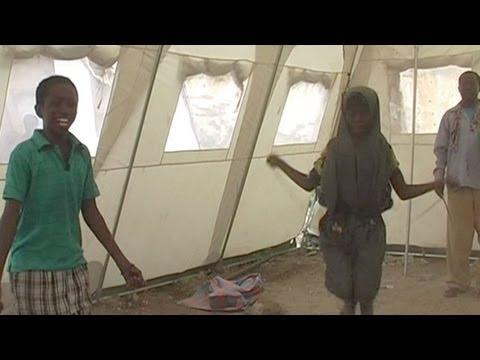 Child Friendly Spaces in Somalia