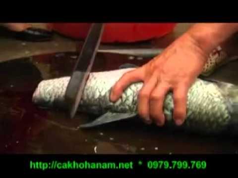Cá kho Hà Nam trên chương trình ẩm thực Việt