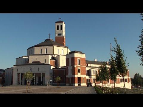 Kraków - Sanktuarium Św. Jana Pawła II W Krakowie