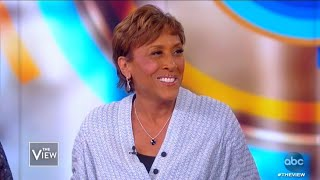 Robin Roberts Talks Career Journey and Time at ABC News | The View