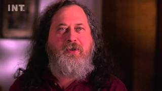 On libraries, surveillance, and freedom - Richard Stallman in INT's ENLIGHTENMENT MINUTES.