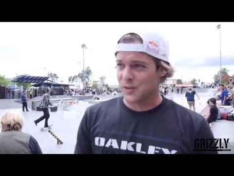"The Sheckler Foundation 2016 ""Skate For A Cause"""