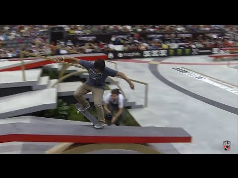 Street League 2012: Championship Highlights