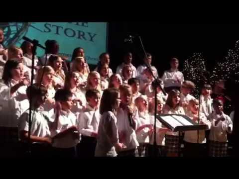 Strong Rock Christian School- Elem Chorus Gala 2012