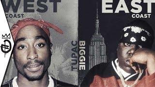 ประวัติสงครามชาวแร๊พ East Coast West Coast และการตาย 2 สุดยอดตำนาน Rapper = Tupac vs Biggie | อสมการ