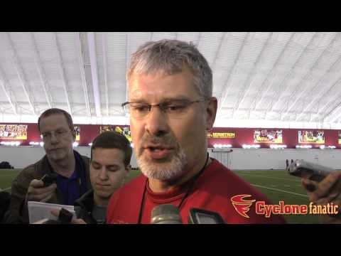 CFTV: Paul Rhoads talks Spring Football 2013