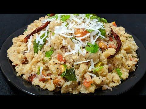सूजी का इतना टेस्टी और आसान नास्ता की आप रोज बनाकर खाएगें | Breakfast Recipe - Suji Upma .