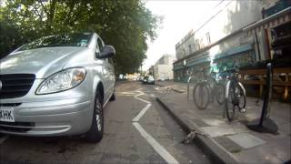 19 08 2013 MGIF followed by abuse Mina Road, Bristol LX59 XHK