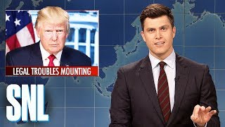 Weekend Update: Trump Worries About Impeachment - SNL