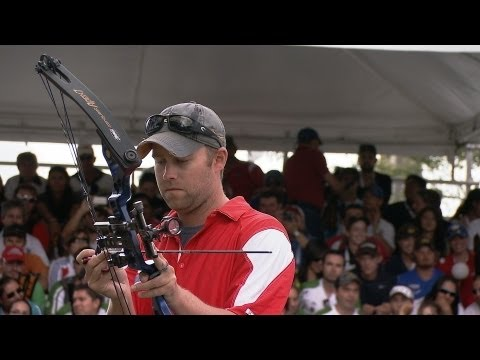 Compound Men Gold - Medellin - Archery World Cup 2013