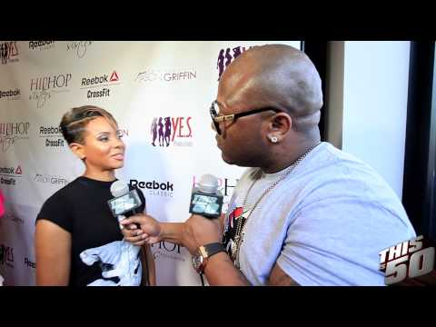 Mc Lyte Talks Hip Hop Sisters Foundation video