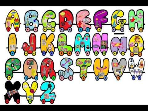 Tipo de letras para carteles infantiles - Imagui