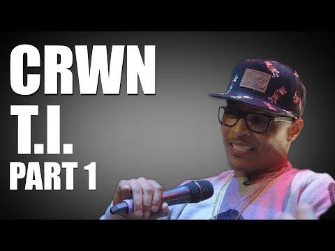 CRWN w/Elliott Wilson Ep. 14 Pt. 1 of 2: TI
