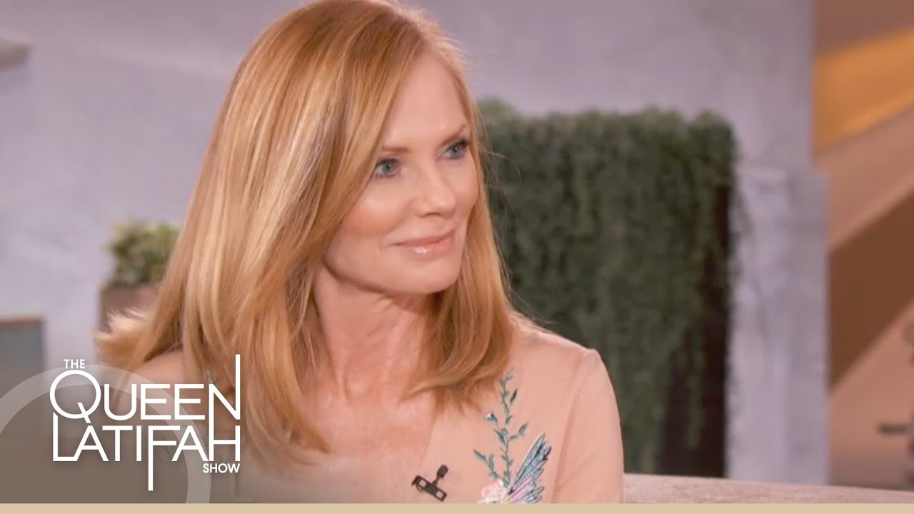 Marg Helgenberger queen latifah
