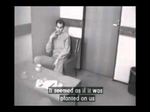Janez Janša na zaslišanju po aretaciji (junij 1988)