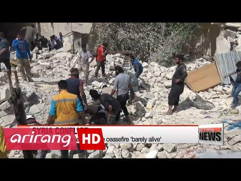 U.S., UN condemn Syria's attacks on civilians in Aleppo