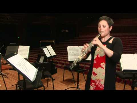 Sydney Symphony Master Class - Oboe - Mozart