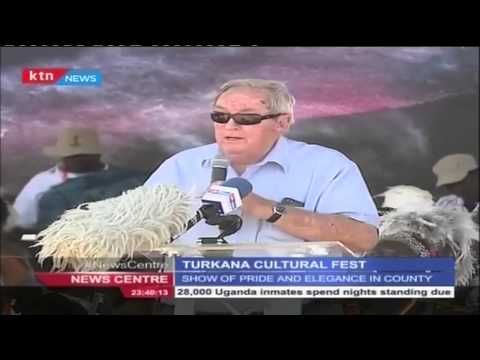 Delegates from across East Africa attend Turkana Cultural Festival