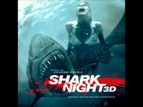 BSO Tiburón 3D: La presa (Shark Night 3D score)- 01. Opening titles - Shark Night 3D