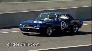 1968 Penske Camaro Race Car