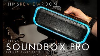 Best & cheaper than Sony XB21? $50 Doss Soundbox Pro Speaker - REVIEW