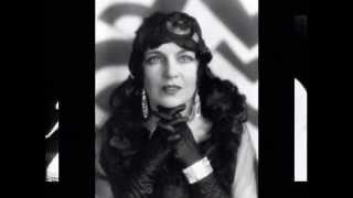Movie Legends - Olga Baclanova (Reprise)