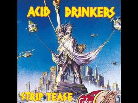 Acid Drinkers - Poplin Twist