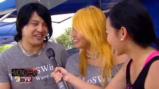 Clip from HMONGTEENS, an exclusive interview with Wave Vang and Joy Yang from the Loswing.