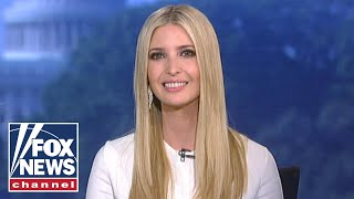 Ivanka Trump on White House's 'Pledge to America's Workers'