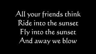 Coldplay - All Your Friends - Lyrics